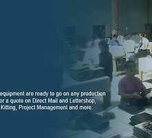 Production Services by nationalmailing