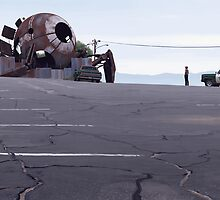 Mojave Metal IV by Simon Stålenhag