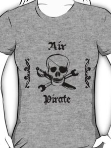 Steampunk Air Pirate Shirt T-Shirt