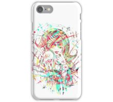 Luv me iPhone Case/Skin