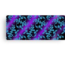Damask abstract Print Canvas Print