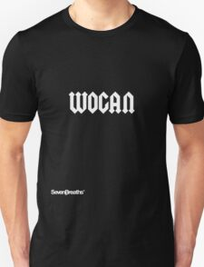 Wogan - plain white logo T-Shirt