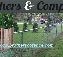 Commercial Fencing by brotherscofence