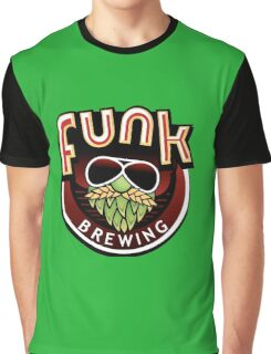 Funk Brewing company t-shirt Graphic T-Shirt