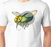 Green Soup Fly Unisex T-Shirt