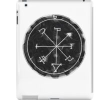 Against Charms and Evil Spirits iPad Case/Skin