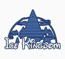 Ice Kingdom - Sticker by Cowabunga