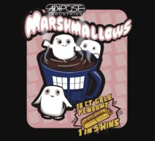 Adipsoe Marshmallows by SpicyMonocle