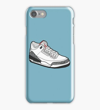Jordan 3 iPhone Case/Skin