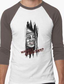 Where's Dorothy? Men's Baseball ¾ T-Shirt