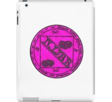 A Talisman for Secret Love iPad Case/Skin