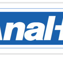 Anal-B Sticker