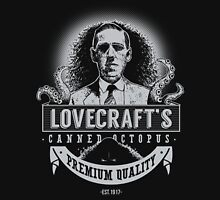 Lovecraft's Canned Octopus -Light- Unisex T-Shirt