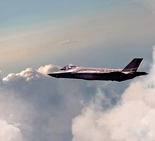 RAF F-35 Lightning II by J Biggadike