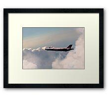 RAF F-35 Lightning II Framed Print