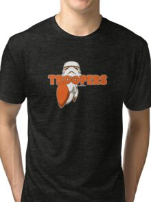 hooter troopers Tri-blend T-Shirt