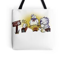 Marshmallow Club Tote Bag