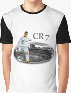 Ronaldo  Real Graphic T-Shirt