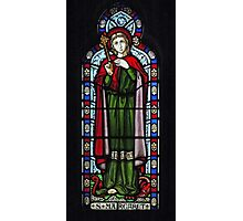 Margaret the Virgin-Martyr Photographic Print