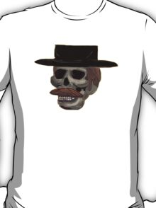 ugly skull in a hat T-Shirt