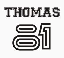 Thomas - T by stillheaven