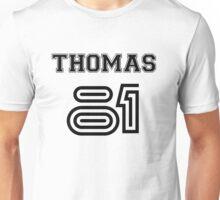 Thomas - T Unisex T-Shirt
