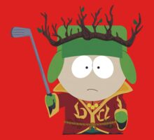 Kyle Broflovski The Elf King by Kuroko1033