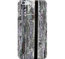 Barn Door No.5 (1) iPhone Case/Skin