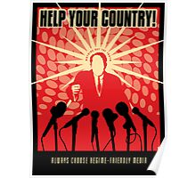 Help Your Country Poster