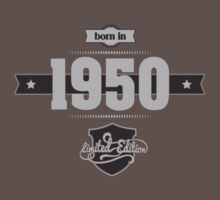 Born in 1950 (Light&Darkgrey) by ipiapacs