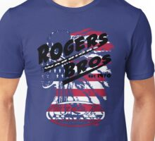 usa indian co by rogers brothers Unisex T-Shirt