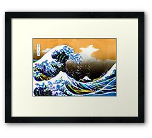 The Great Wave Framed Print
