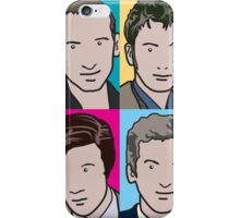 The Doctors 9 to 12 iPhone Case/Skin
