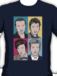 The Doctors 9 to 12 T-Shirt