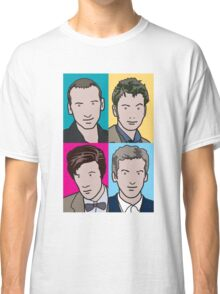 The Doctors 9 to 12 Classic T-Shirt
