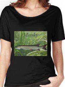 MUSKY T-SHIRT Women's Relaxed Fit T-Shirt