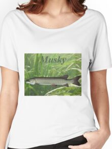 MUSKY T-SHIRT Women's Relaxed Fit T-Shirt