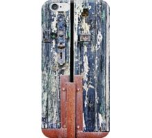 Barn Door No.6 iPhone Case/Skin
