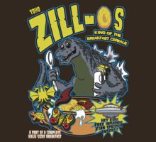Toho Zill-Os Cereal by monsterfink
