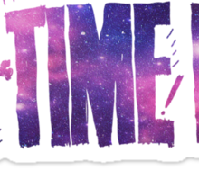 Galaxy All Time Low Sticker