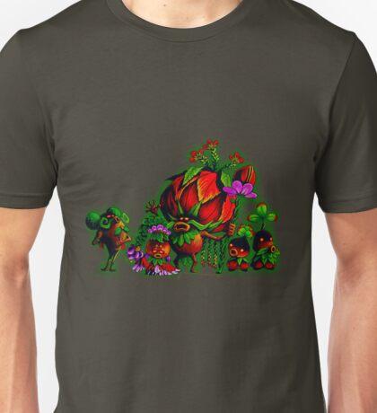 Deku Royal Family (no text) Unisex T-Shirt