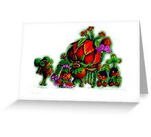 Deku Royal Family (no text) Greeting Card