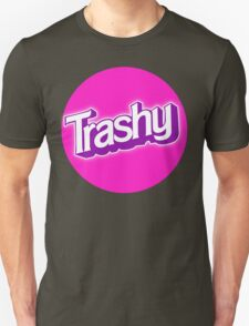 Barbie Inspired 'Trashy' T-shirt T-Shirt