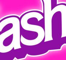 Barbie Inspired 'Trashy' T-shirt Sticker