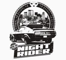 Night Rider - EDC by EvanDeCiren