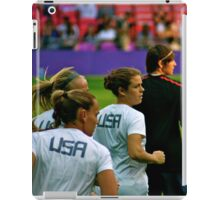USWNT iPad Case/Skin