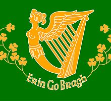 Erin Go Bragh Banner  by abbeyz71