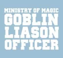 Goblin Liason Officer by Harry James Grout