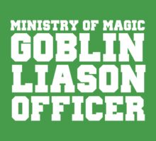 Goblin Liason Officer Kids Clothes