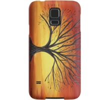 Fiery Sky Samsung Galaxy Case/Skin